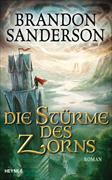 Cover-Bild zu Die Stürme des Zorns von Sanderson, Brandon