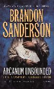 Cover-Bild zu Arcanum Unbounded: The Cosmere Collection (eBook) von Sanderson, Brandon