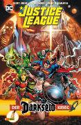 Cover-Bild zu Johns, Geoff: Justice League: Der Darkseid Krieg