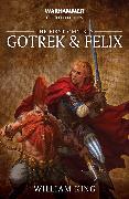 Cover-Bild zu William King: Gotrex and Felix: Volume 1