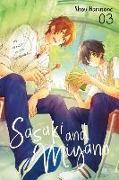 Cover-Bild zu Shou Harusono: Sasaki and Miyano, Vol. 3