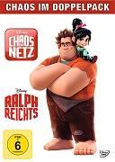 Cover-Bild zu Moore, Rich (Reg.): Ralph reichts & Chaos im Netz