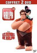 Cover-Bild zu Moore, Rich (Reg.): Les Mondes de Ralph & Ralph 2.0