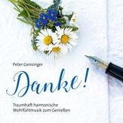 Cover-Bild zu Gensinger, Peter (Komponist): Danke!
