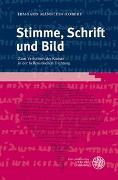 Cover-Bild zu Männlein-Robert, Irmgard: Stimme, Schrift und Bild
