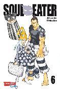 Cover-Bild zu Ohkubo, Atsushi: Soul Eater, Band 6