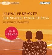 Cover-Bild zu Ferrante, Elena: Die Neapolitanische Saga