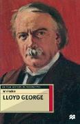 Cover-Bild zu Packer, Ian: Lloyd George