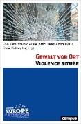 Cover-Bild zu eBook Gewalt vor Ort. Violence située
