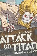 Cover-Bild zu Isayama, Hajime: Attack on Titan: Colossal Edition 6