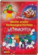 Cover-Bild zu Disney Klassiker: Meine ersten Vorlesegeschichten - Weihnachten