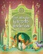 Cover-Bild zu Lang, Anna (Illustr.): Fünf-Minuten-Gutenachtgeschichten