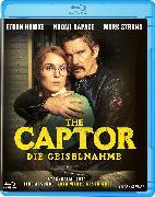 Cover-Bild zu Robert Budreau (Reg.): The Captor Blu Ray