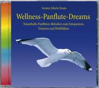 Cover-Bild zu Evans, Gomer Edwin: Wellness-Panflute-Dreams