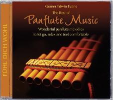 Cover-Bild zu Gomer, Edwin Evans: The Best of Panflute Music