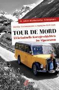 Cover-Bild zu Wüstel, Yvonne: Tour de Mord