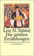 Cover-Bild zu Tolstoj, Lew: Die großen Erzählungen
