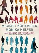 Cover-Bild zu Köhlmeier, Michael: Der Mensch ist verschieden