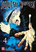 Cover-Bild zu Akutami, Gege: Jujutsu Kaisen - Band 4