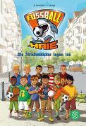 Cover-Bild zu Schlüter, Andreas: Fußball-Haie. Die Straßenkicker legen los!