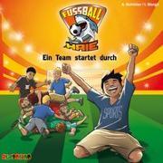 Cover-Bild zu Schlüter, Andreas: Fußball-Haie (3)