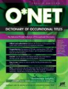 Cover-Bild zu Farr, Michael: O* Net Dictionary of Occupational Titles