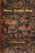 Cover-Bild zu Earle, Scott: Thomas Jordan's Diary