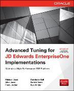 Cover-Bild zu Jacot, Michael: Advanced Tuning for JD Edwards EnterpriseOne Implementations