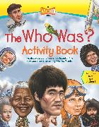 Cover-Bild zu London, Jordan: The Who Was? Activity Book