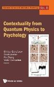Cover-Bild zu Dzhafarov, Ehtibar N. (Hrsg.): Contextuality from Quantum Physics to Psychology