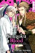 Cover-Bild zu Kosumi, Fujiko: Sengoku Blood - Contract with a Demon Lord 02