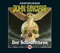 Cover-Bild zu Dark, Jason: John Sinclair - Folge 95