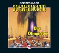 Cover-Bild zu Dark, Jason: John Sinclair - Folge 72