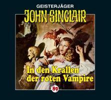 Cover-Bild zu Dark, Jason: John Sinclair - Folge 89