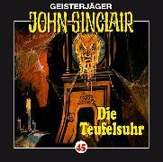Cover-Bild zu Dark, Jason: John Sinclair - Folge 45