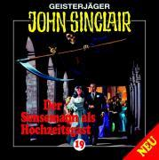 Cover-Bild zu Dark, Jason: John Sinclair - Folge 19