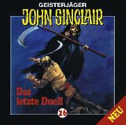 Cover-Bild zu Dark, Jason: John Sinclair - Folge 26