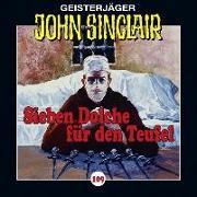 Cover-Bild zu Dark, Jason: John Sinclair - Folge 109