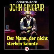 Cover-Bild zu Dark, Jason: John Sinclair - Folge 71