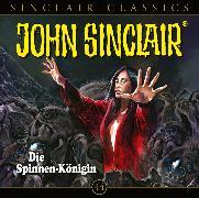 Cover-Bild zu Dark, Jason: John Sinclair Classics - Folge 44