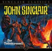 Cover-Bild zu Dark, Jason: John Sinclair Classics - Folge 45
