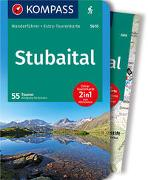 Cover-Bild zu Heitzmann, Wolfgang: KOMPASS Wanderführer Stubaital. 1:25'000