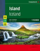 Cover-Bild zu Freytag-Berndt und Artaria KG (Hrsg.): Island Superatlas, Autoatlas 1:150.000, Spiralbindung. 1:150'000