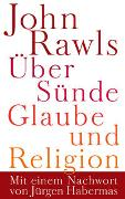 Cover-Bild zu Rawls, John: Über Sünde, Glaube und Religion
