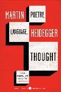 Cover-Bild zu Heidegger, Martin: Poetry, Language, Thought
