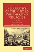 Cover-Bild zu Reed, Andrew: A Narrative of the Visit to the American Churches - Volume 2