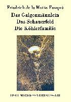 Cover-Bild zu Friedrich de la Motte Fouqué: Das Galgenmännlein / Das Schauerfeld / Die Köhlerfamilie