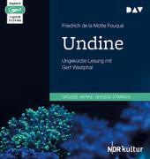 Cover-Bild zu Fouqué, Friedrich de la Motte: Undine