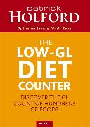 Cover-Bild zu Holford, Patrick: The Low-GL Diet Counter