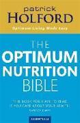 Cover-Bild zu Holford, Patrick: The Optimum Nutrition Bible